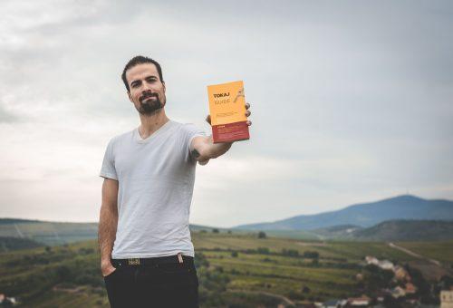 Nemzetközi díjra esélyes a Tokajt bemutató kalauz