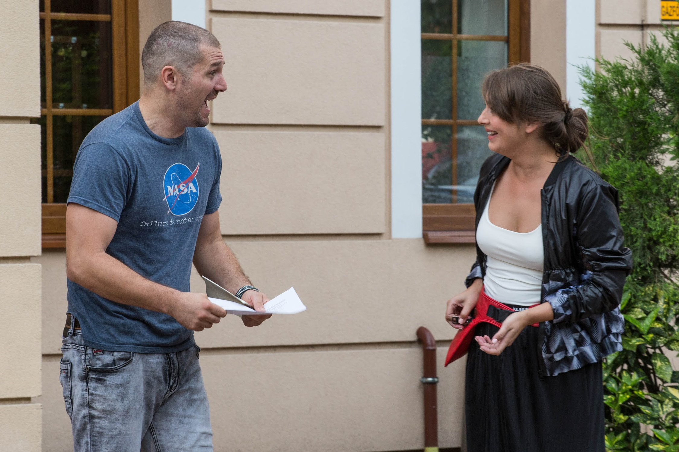 4. kép: Mészáros András és Tenki Dalma