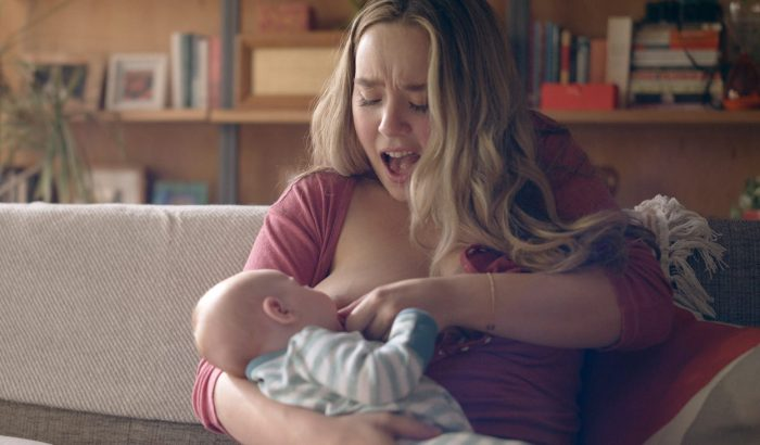 Először mehet adásba szoptatást ábrázoló reklám a Golden Globe-on