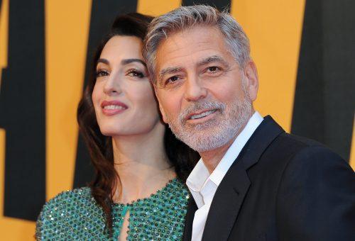 George Clooney jól bánik a tűvel és cérnával