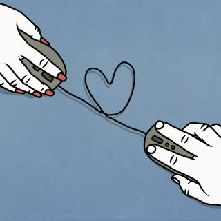 Az elrendezett házasságoktól a szextingig – Hogyan változott a randizás a történelem során?