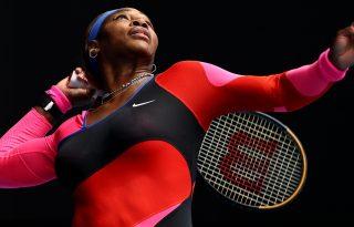 Serena Williams egylábas macskaruhában tarolt Ausztráliában