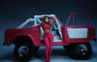 Újabb közös kollekcióval érkezik Beyoncé és az Adidas