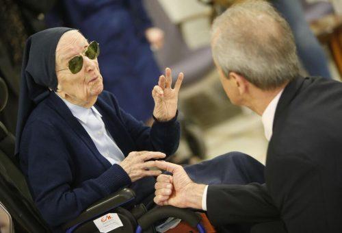 Európa legidősebb embere túlélte a Covidot, és 117. születésnapjára készül