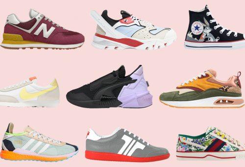 Sportcipődivat 2021 – Ez az 5 sneakerfazon most a kedvenc