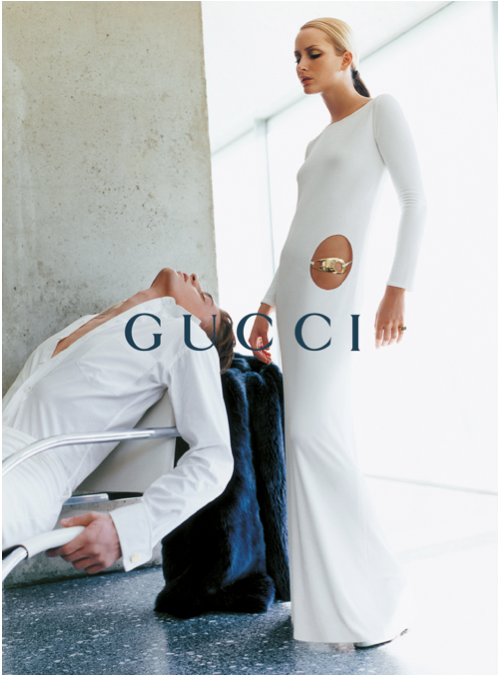 Coutout ruha - Gucci - Tom Ford, 1994