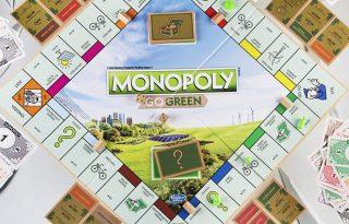 Környezetbarát verzióban tér vissza a Monopoly