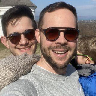 Andris, Apa és Apu: kövesd végig az Instagramunkon Pál Marciék egy napját!