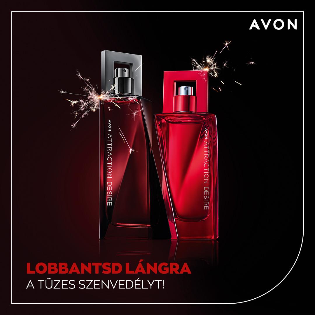 Avon parfüm