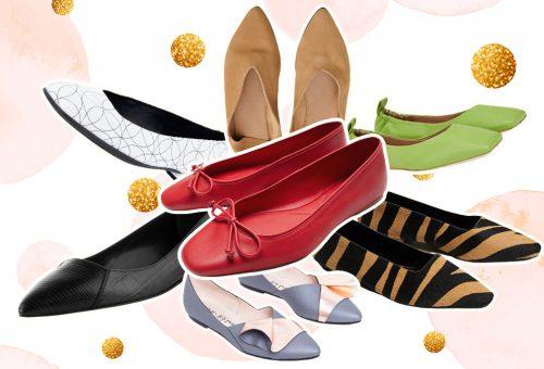 Audrey Hepburn kedvencei újra köztünk vannak – balerinacipők tavaszra