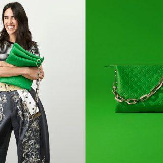 Ez a neon Louis Vuitton táska a sztárok aktuális kedvence