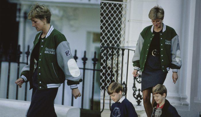 Diana hercegné kedvenc dzsekije újra visszajött a divatba