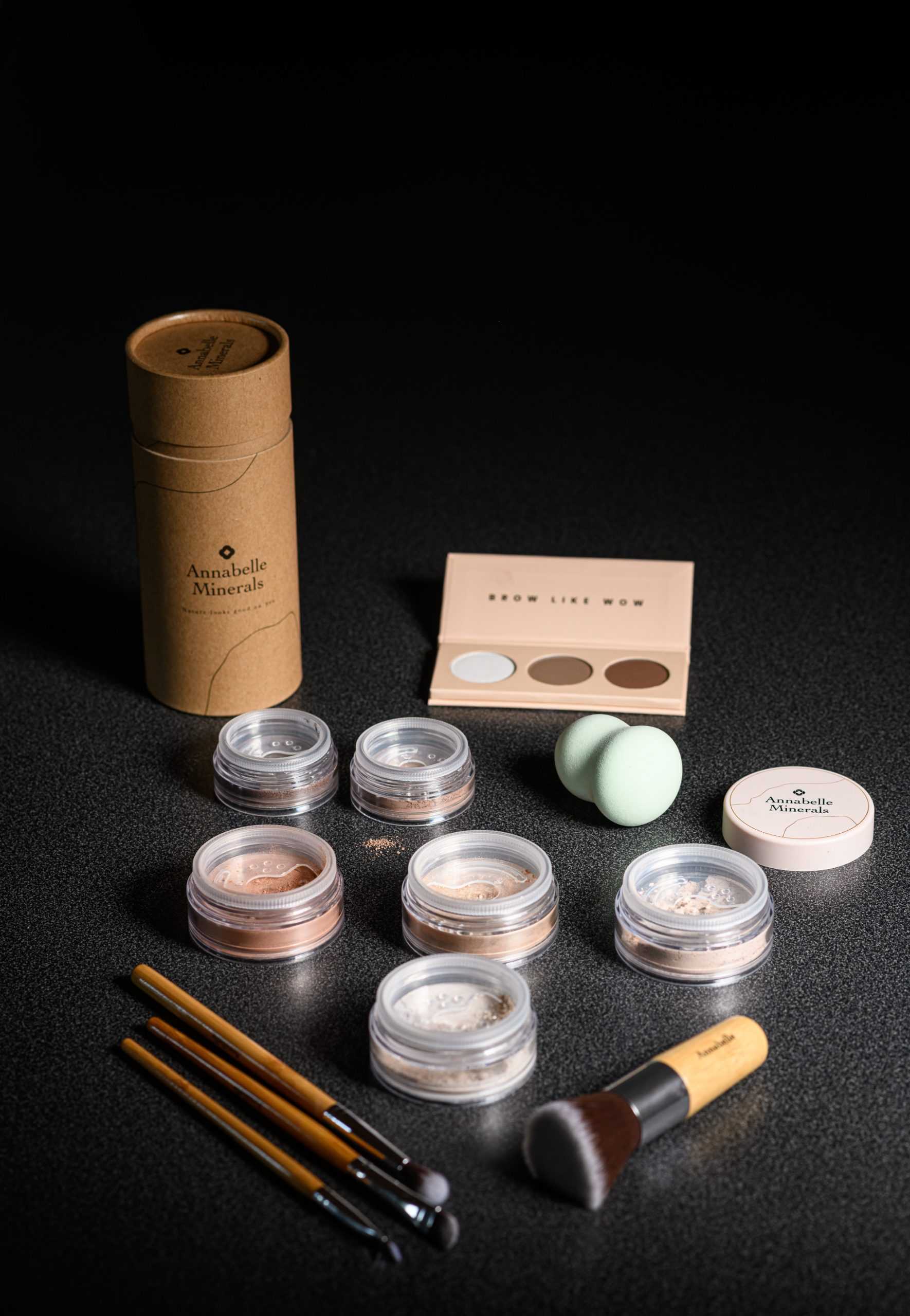 Annabelle Minerals ásványi sminkek