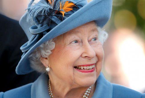 II. Erzsébet királynő szépségkedvencei