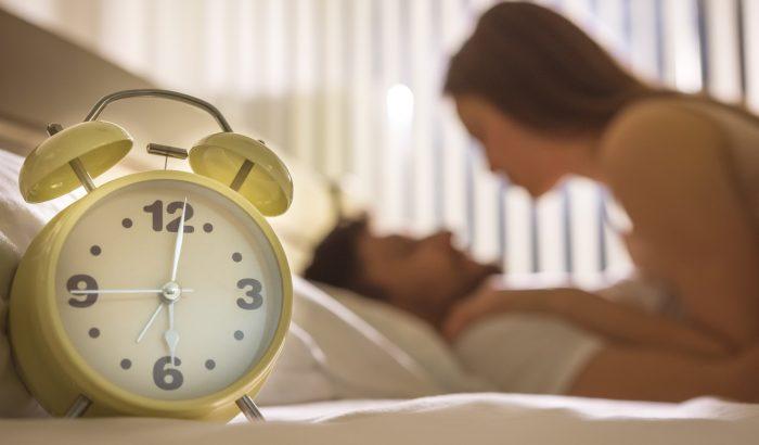 Az óraállítás összezavarhatja a szexuális életet