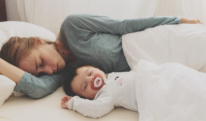 Az anyák álmai megváltoznak a szülés után