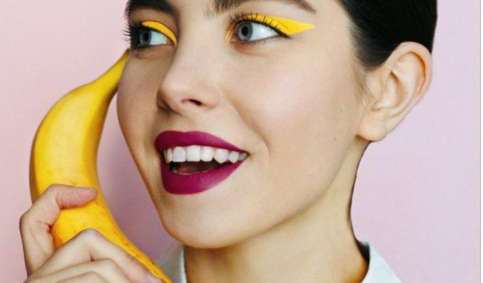 Banánhéj, a legjobb otthoni szépítő maszk