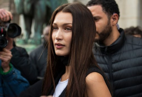 Bella és Gigi Hadid vörös hajszíne a tavasz nagy trendje