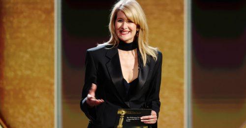 Természetes sminkek és extrém hajak az idei Covid-biztos Golden Globe-díjátadón