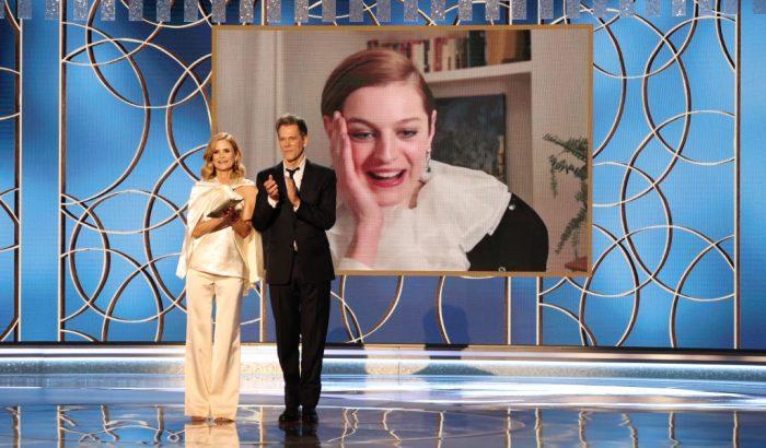 Így készült a Golden Globe legszomorúbb sminkje