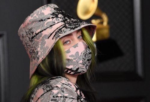 Billie Eilish mindenkit átvert a Grammy-díjátadón