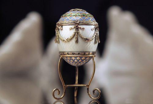 A világ leghosszabb húsvéti tojásvadászata: a Fabergé legendás tojásainak története
