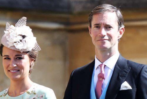 Megszületett Pippa Middleton második gyermeke