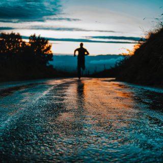 Az esőben futás meglepően jó hatással van a testre és lélekre
