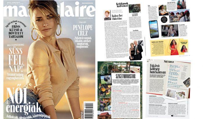 Együtt nyílunk a tavasszal – megújult a Marie Claire