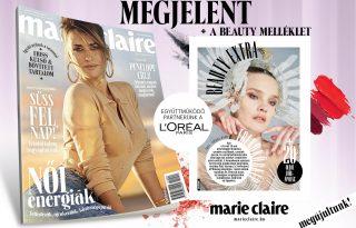 Megjelent a friss Marie Claire – 2021/2.