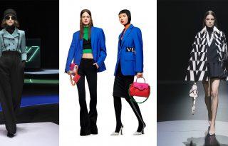 Versace, Cavalli, Armani, Valentino: új kollekciók a milánói divathétről