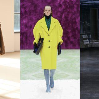 Prada, Fendi, Max Mara: friss kollekciók a milánói divathétről
