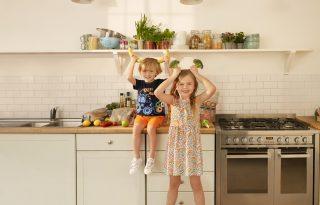 Az első organikus pamut kollekció gyerekeknek az F&F-től