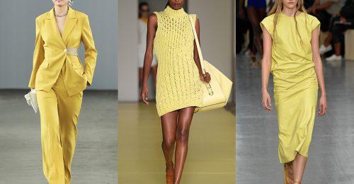 Így hordd a sárga színt idén tavasszal!