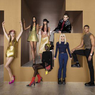 Szülési szabadságáról a Versace kifutójára tért vissza Gigi Hadid