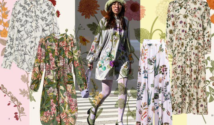 Beborít a botanika – Virágmintás ruhák tavaszra