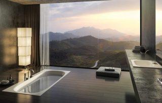 Süllyesztett fürdőkád: utáljuk vagy szeretjük?