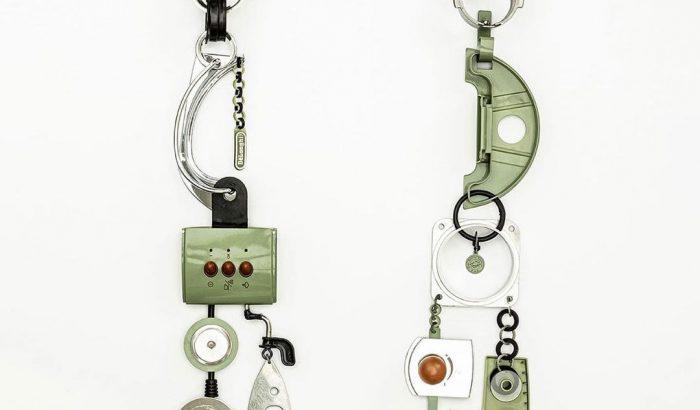Kávéfőzőből csinált nyakláncot a magyar ékszertervező