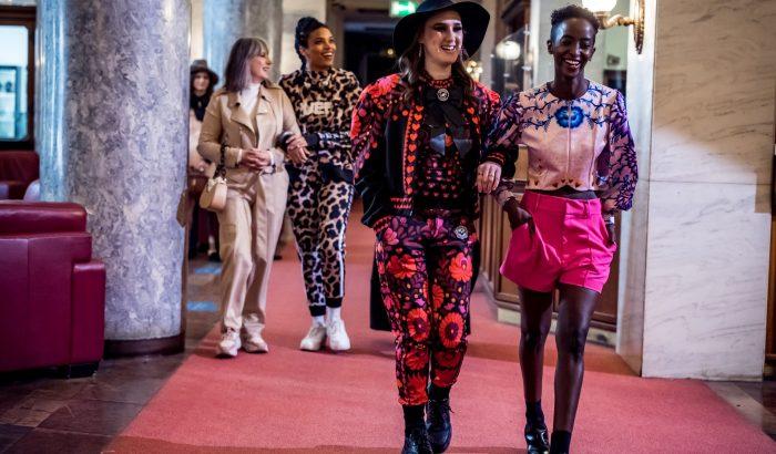 Önmagunk elfogadására buzdít az Allee nem főállású modelleket is felvonultató, egyedülálló virtuális divatbemutatója