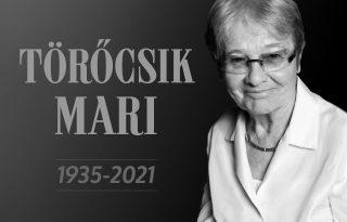 86 éves korában elhunyt Törőcsik Mari