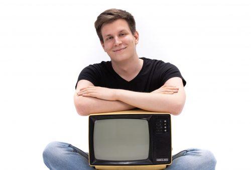Feltörekvők: Berecz Péter YouTuber, leendő televíziós szakember