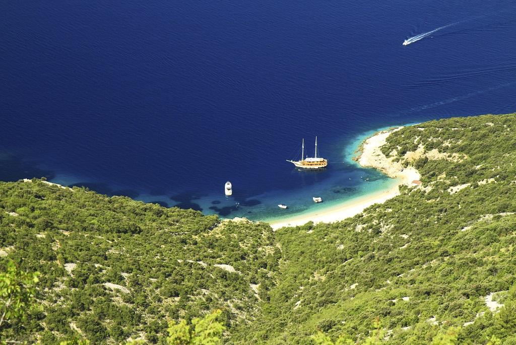 cres sziget horvatorszag horvat tengerpart gyerekkel