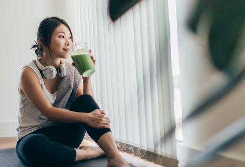 Így feszesítik bőrüket a japán nők