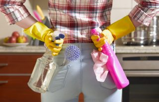 Bármit megtennél, hogy ne kelljen takarítanod?