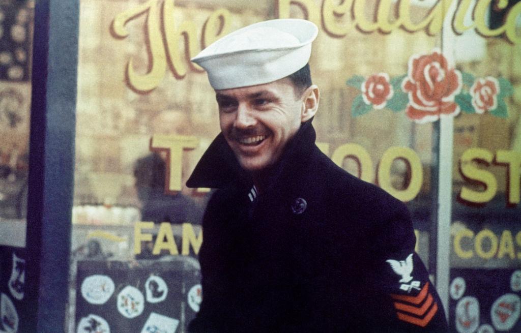 Jack Nicholson Az utolsó szolgálat című filmben