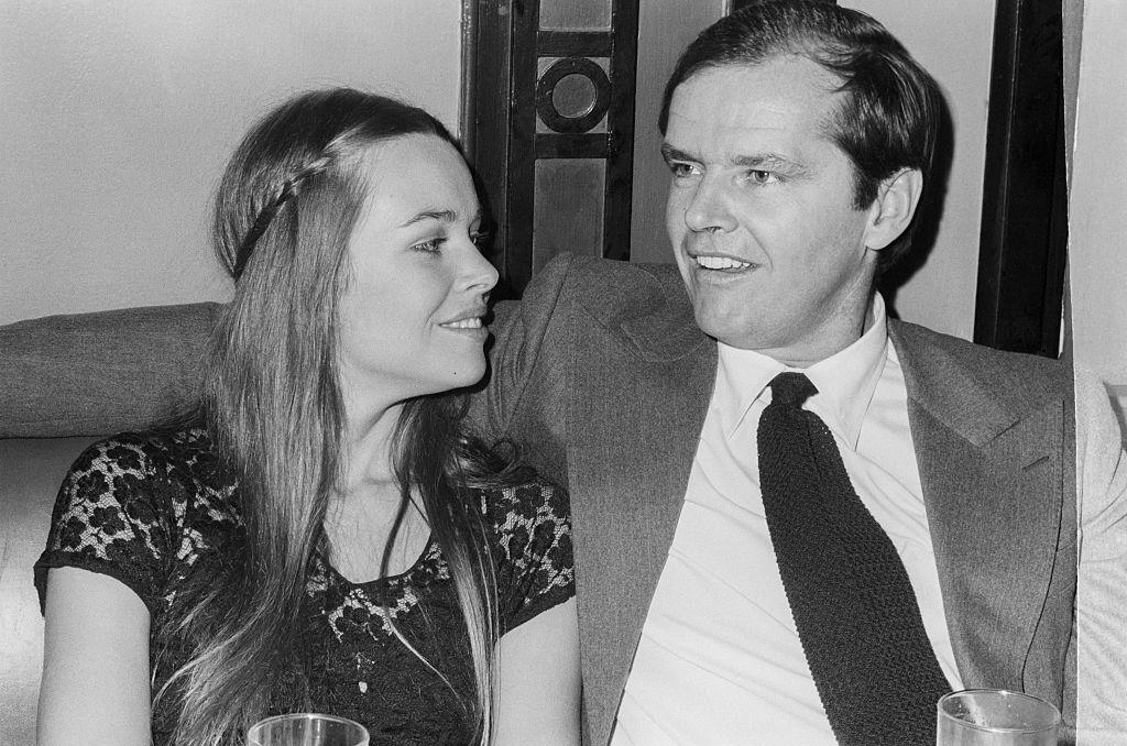 Jack Nicholson és Michelle Phillips
