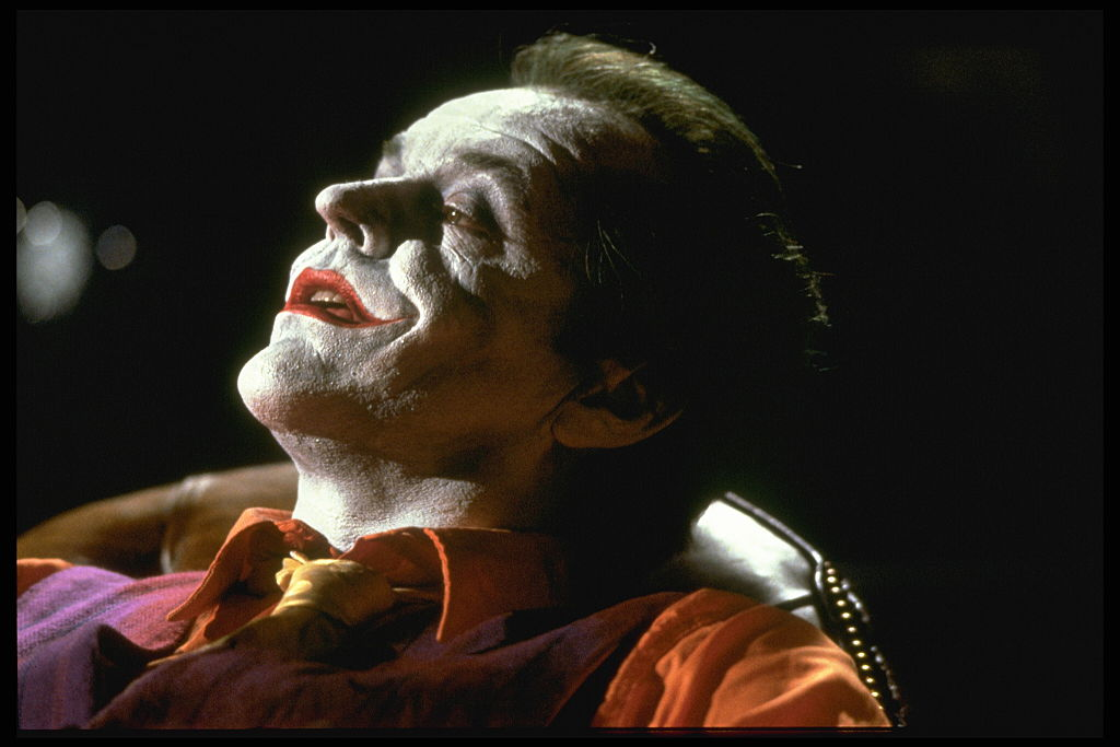 Jack Nicholson Batman Joker
