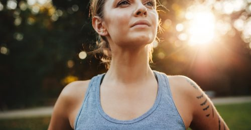 Tippek, hogy hogyan védd a bőröd a naptól futóként