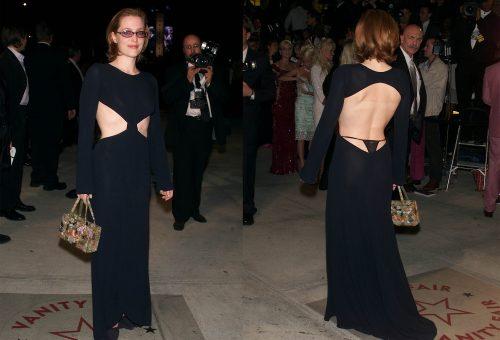 Gillian Anderson tangavillantós ruhája mindent megváltoztatott