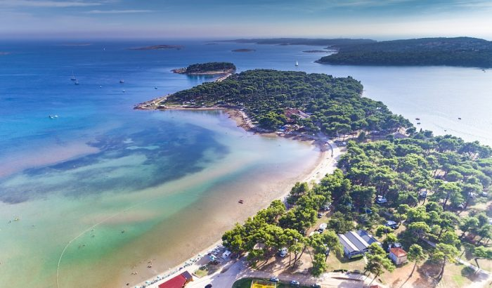 5 gyerekbarát úti cél a horvát tengerparton